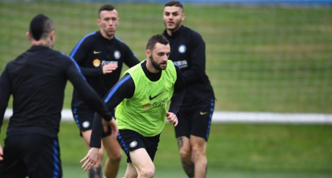 Inter: Brozovic ci sarà contro la Juve, Lautaro ancora titolare