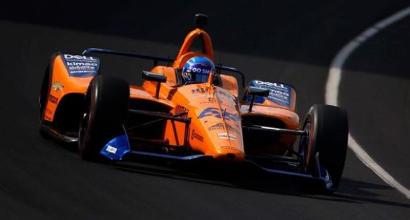 Alonso, disastro a Indianapolis: non farà la 500 Miglia