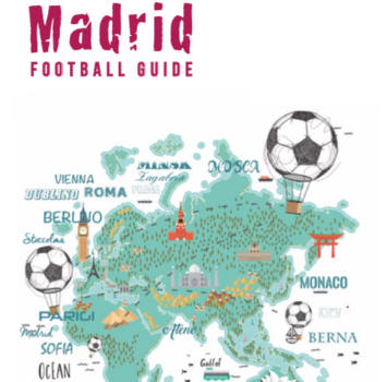 Un libro a settimana: Football City Guide - Madrid