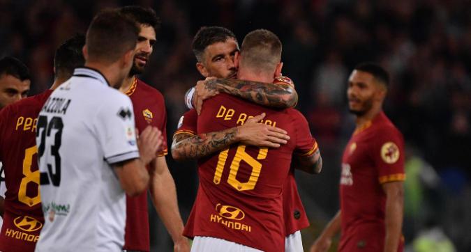 Serie A, la Roma vince e saluta DDR