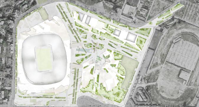 Stadio Milan-Inter:c'è il progetto