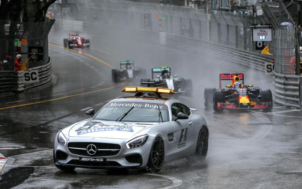 F1, Hamilton principe a Monaco