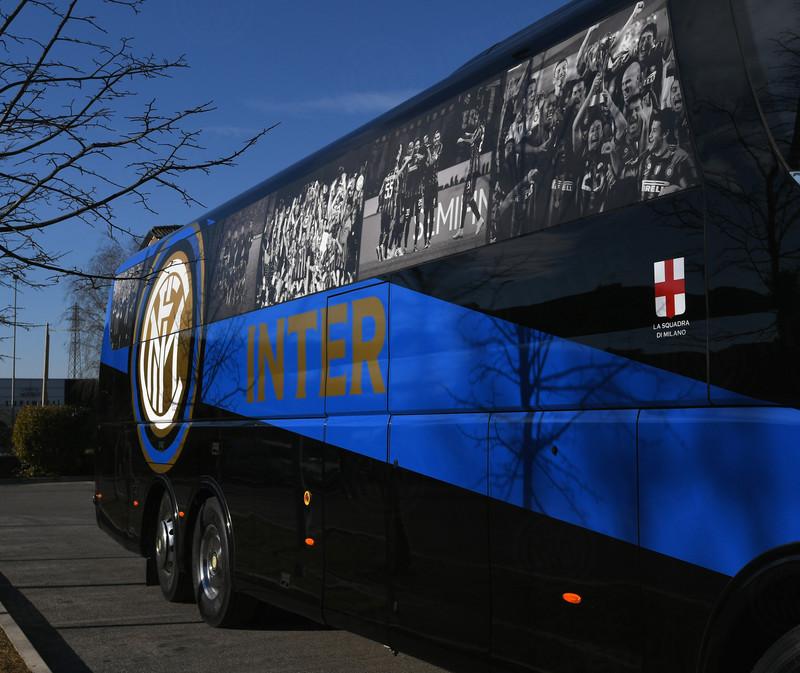 Inter, il bus si farà il look