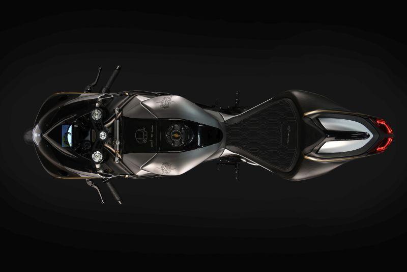 MV Agusta, una F4 dedicata a Claudio Castiglioni