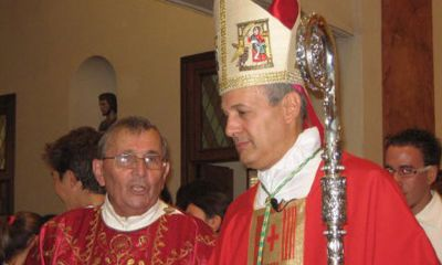 Monsignor Gabriele Caccia
