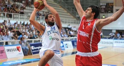 Marco Belinelli in azione, foto Ufficio Stampa Fip