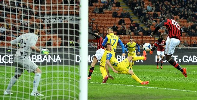 Serie A: Milan-Chievo 3-0, doppietta di Kakà - Calcio