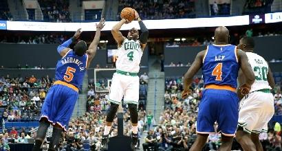 Nba: i Nuggets domano i Thunder, Knicks ko coi Celtics