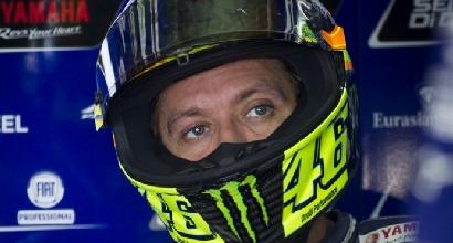 """MotoGP, Rossi: """"Obiettivo secondo posto Mondiale"""""""