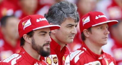 """Ferrari, Alonso: """"Una giornata a metà"""""""