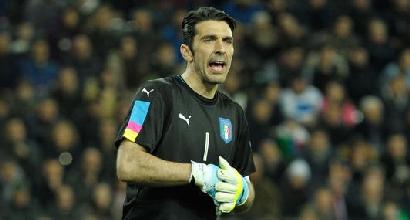 """Italia, Buffon: """"Il dopo Conte? Ne serve un altro come lui!"""""""