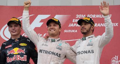 """F1 a Suzuka, Hamilton: """"La partenza è un mio errore"""""""