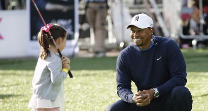 Tiger Woods (Ansa)