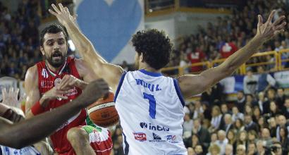 Basket, Serie A: Milano inarrivabile, Brescia travolta