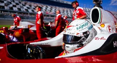 """F1, Vettel: """"Mercedes? Ho un contratto con la Ferrari"""""""