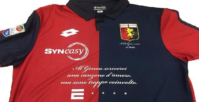 Genoa, un nuovo sponsor tutto da... scoprire