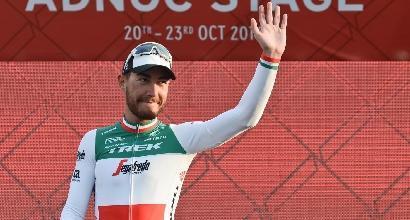 """Giro d'Italia, Nizzolo:""""Parto a fari spenti"""""""