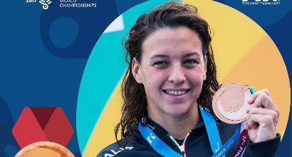 Arianna Bridi conquista il bronzo