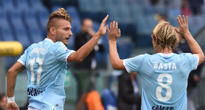 Nubifragio su Roma, Lazio-Milan si gioca, slitta alle 16 o si rinvia?