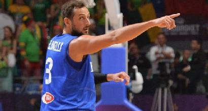 "Basket, Belinelli: ""La difesa sarà la chiave per battere la Serbia"""