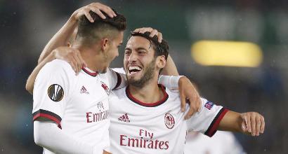 Età media nel calcio: Milan squadra italiana più giovane