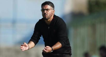 """Milan, Gattuso sui social: """"Grazie del vostro sostegno. Sono onorato"""""""