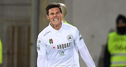 Serie B: Spezia in zona playoff, Parma-Venezia 1-1
