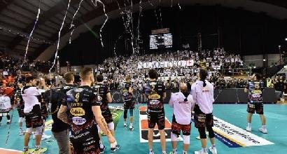 Volley, SuperLega: Perugia da record, definita la griglia playoff