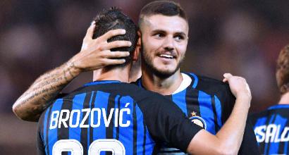 Inter, Brozovic e il gossip su Wanda Nara: