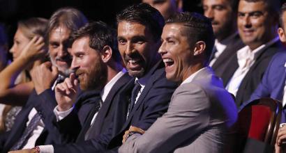Buffon, per Ronaldo stima illimitata