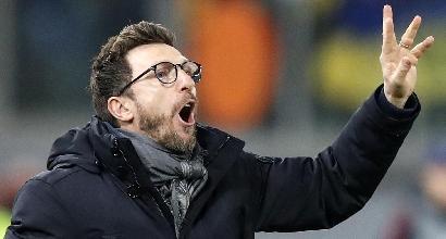 Pioli: 'Grande Roma, costruiamo una Fiorentina sempre più forte'