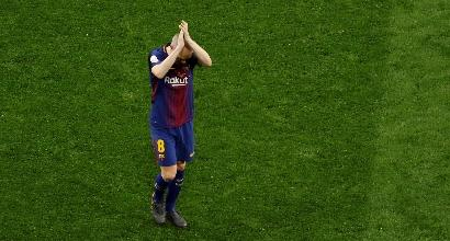 France football:Iniesta da Pallone d'Oro