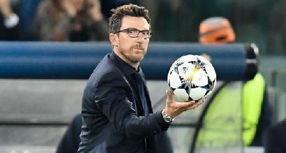 """Di Francesco: """"Lavoriamo per una Roma competitiva"""""""