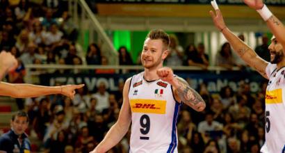 Volley: Italia-Cina 3-0 nella penultima amichevole prima del Mondiale