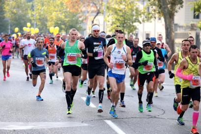 Maratona in autunno: settima settimana di allenamento