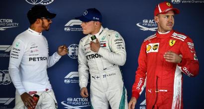 """F1 Russia, Hamilton: """"Piccolo errore mio, ma grande macchina"""""""