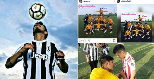 La storia di Dionicio Farid, il messicano che fingeva di essere un giocatore della Juventus