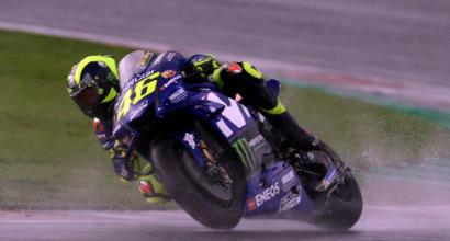 """MotoGP, Rossi: """"Stagione da 7, la Yamaha porti novità nel 2019"""""""