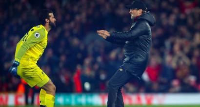 """Liverpool-Everton, scintille Klopp-Silva per l'esultanza del tedesco: """"Ho chiesto scusa"""". """"Non è vero"""""""