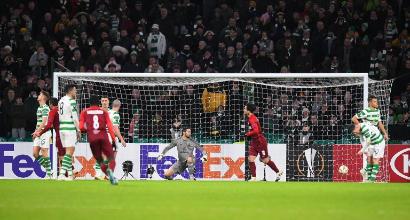 Europa League: il Rosenborg pareggia e beffa il Lipsia, il Celtic perde ma si qualifica