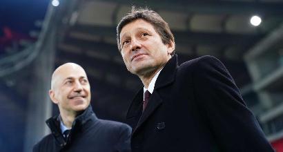 Milan, Leonardo ce l'ha con l'arbitro: