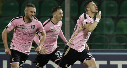 Serie B: un jolly di Tremolada gela il Palermo: il Brescia resta in vetta