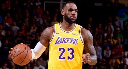 Nba: gli Spurs travolgono Oklahoma. Crollo Lakers: per LeBron addio playoff?