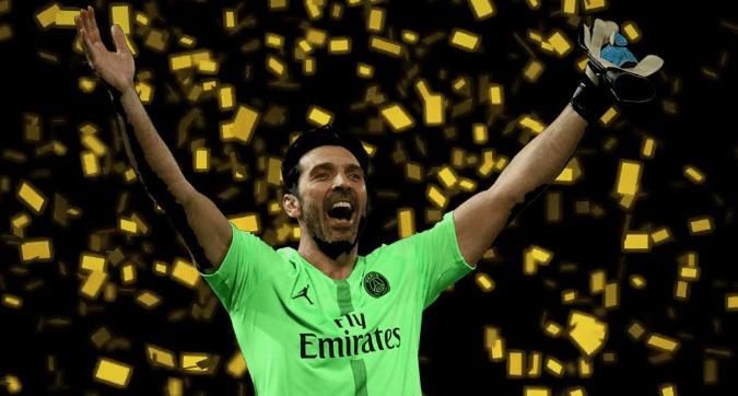 Buffon come la sua Juve, l'ottavo titolo è servito: