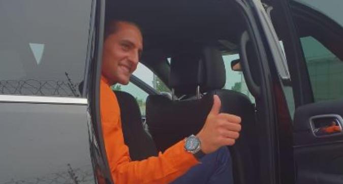 Juventus, Rabiot atterrato a Torino: lunedì le visite mediche