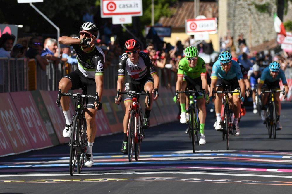 Giro, 11a tappa: capolavoro Fraile