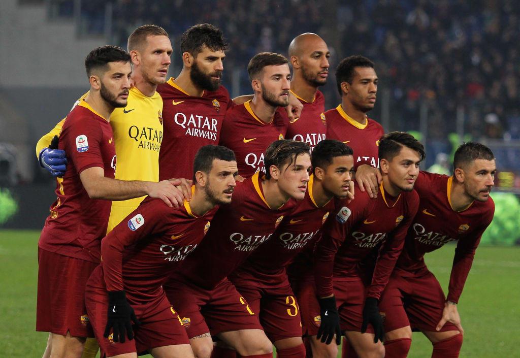 La Roma ha un contratto con Nike dal valore di 4 milioni di euro all'anno