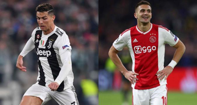 Juventus contro Ajax: costo della formazione a confronto