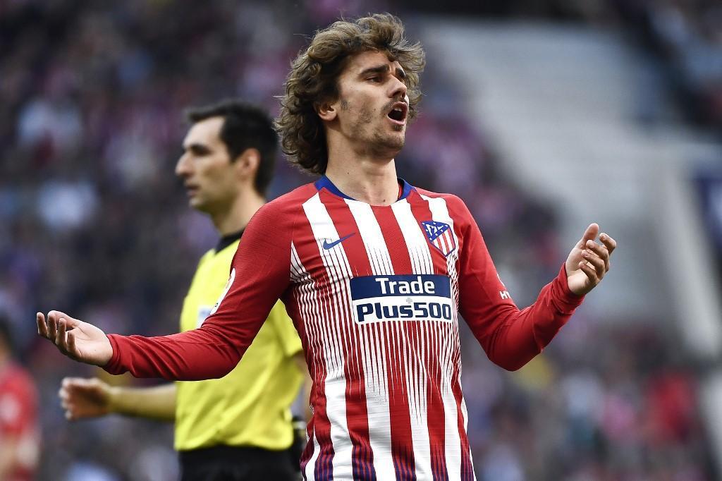 Griezmann (Atletico Madrid), valutazione 125 mln. Possibile destinazione: Barcellona