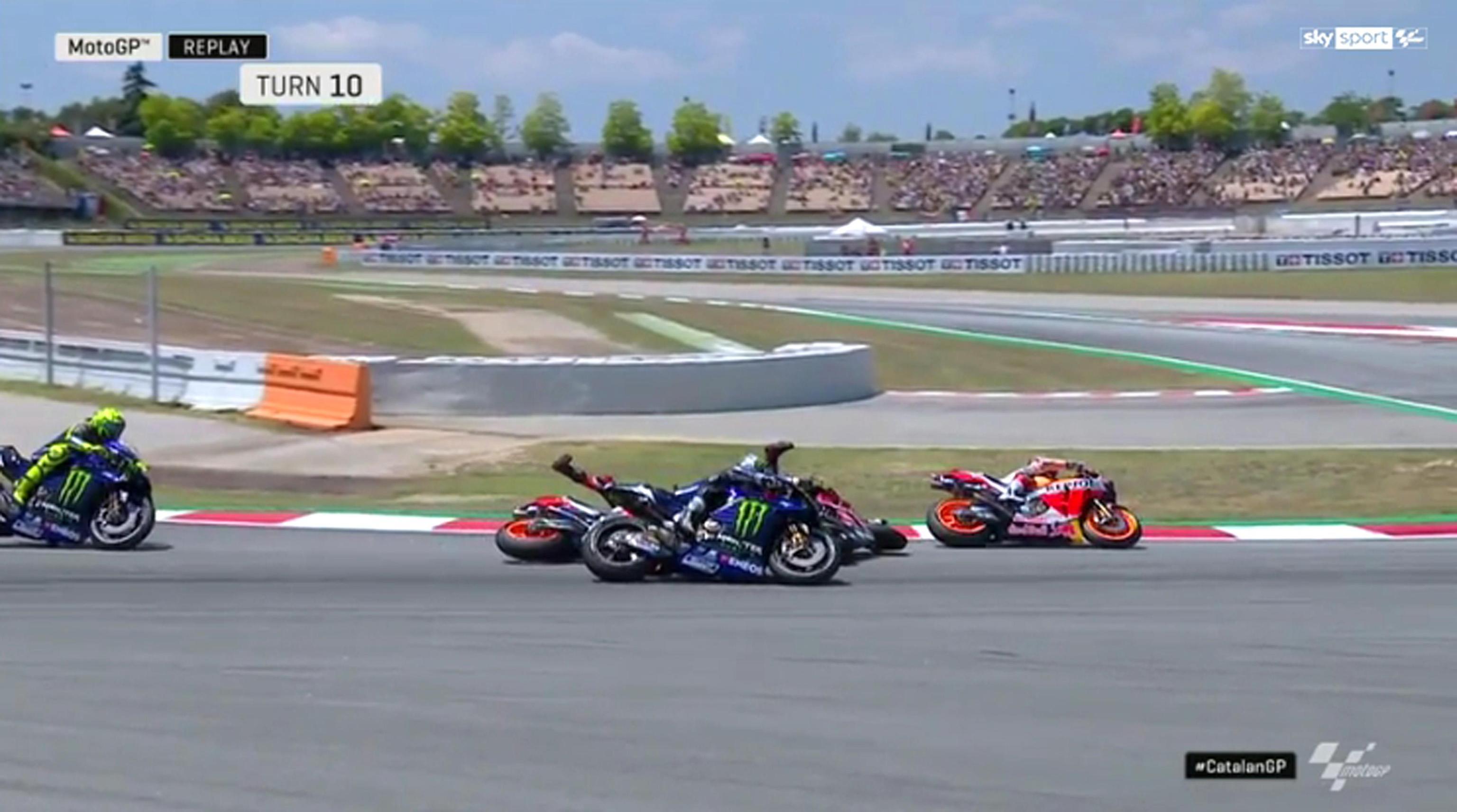 MotoGP, Lorenzo stende Rossi e Dovizioso: le foto